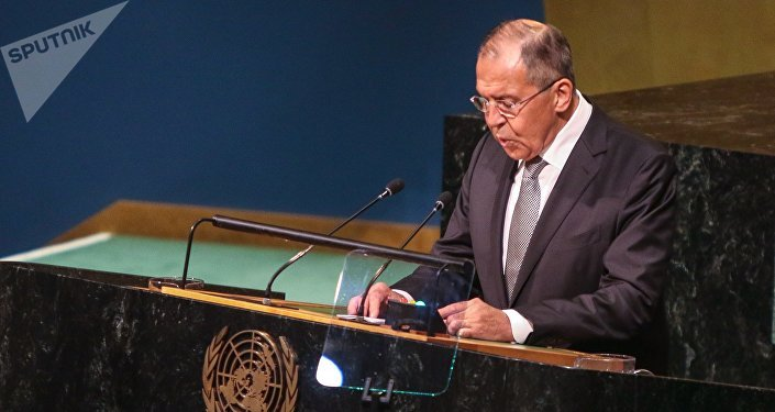 L'intervento di Sergey Lavrov all'ONU