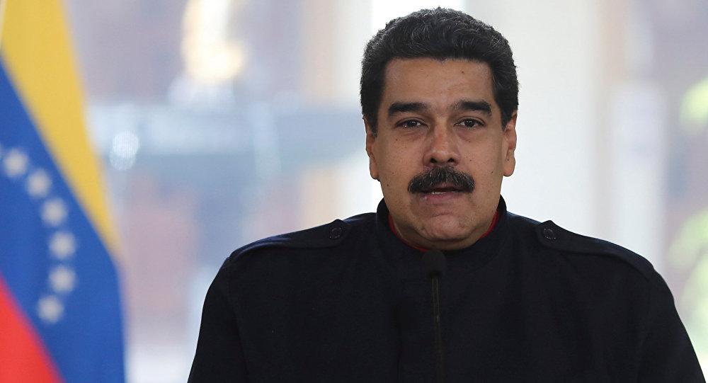 Il presidente venezuelano Nicolas Maduro