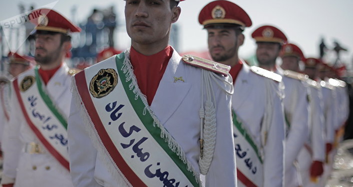 Militari iraniani (foto d'archivio)