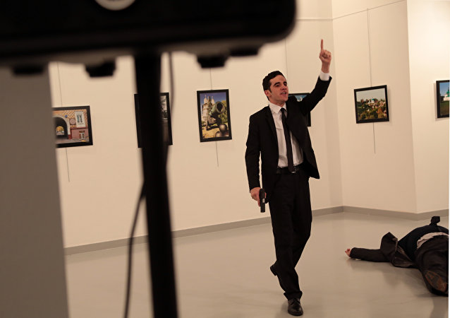 Omicidio dell'ambasciatore russo in Turchia Andrey Karlov