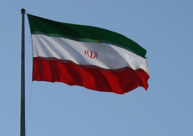 Bandiera dell'Iran