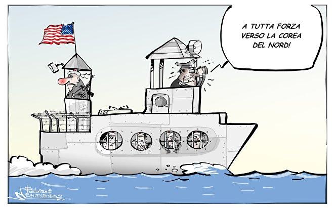 Corea Nord: Tillerson, siamo in contatto