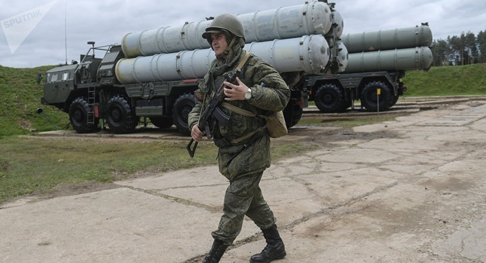 Sistema di contraerea russo