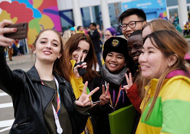 19° Festival Mondiale della Gioventù e degli Studenti a Sochi