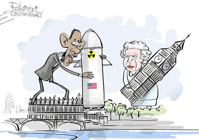 La Gran Bretagna accoglie i missili USA