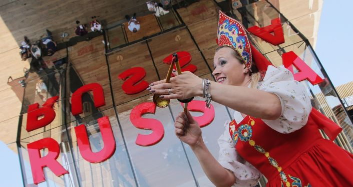 La Russia all'EXPO 2015 a Milano