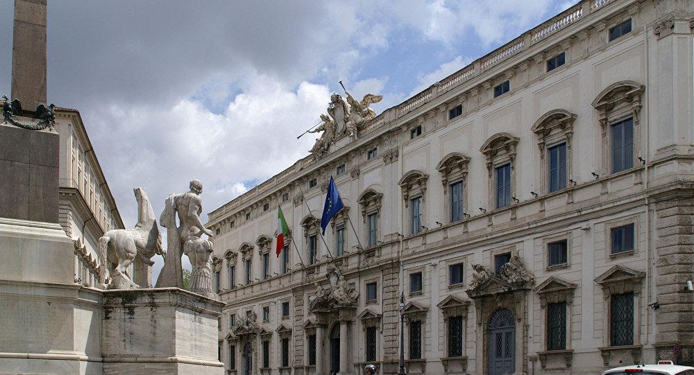 Palazzo del Quirinale, Roma
