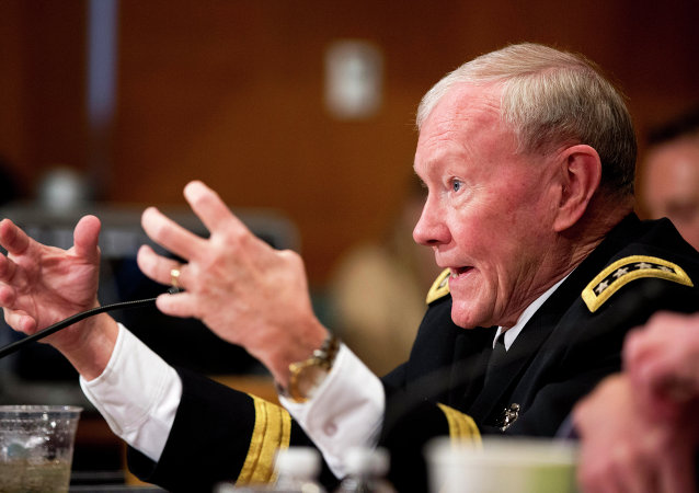Generale Martin Dempsey, capo Joint Chiefs of Staff USA