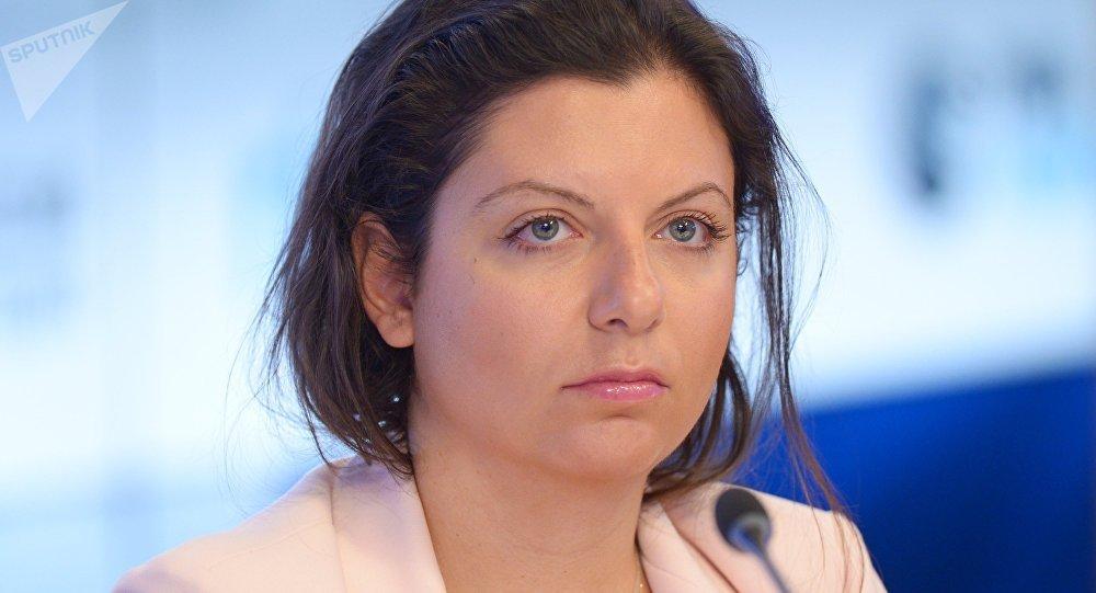 Margarita Simonyan (foto d'archivio)