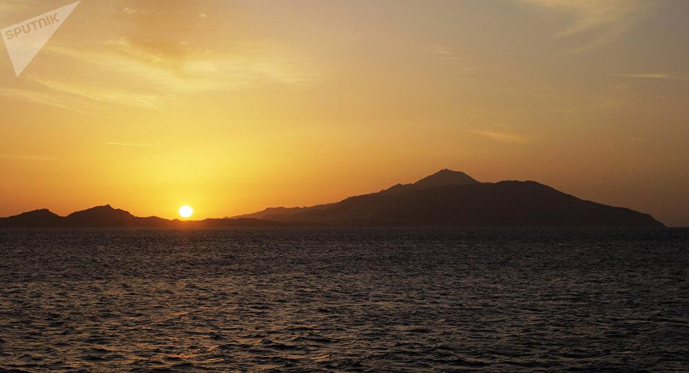 Il Mar Rosso, Egitto