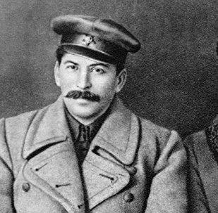 Stalin, Lenin e Kalinin