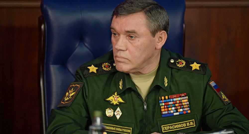 Capo di Stato Maggiore delle forze armate russe: il generale Valery Gerasimov