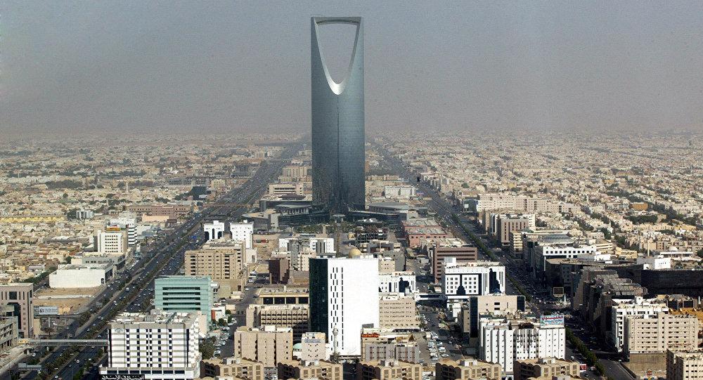 La capitale dell'Arabia Saudita Riad