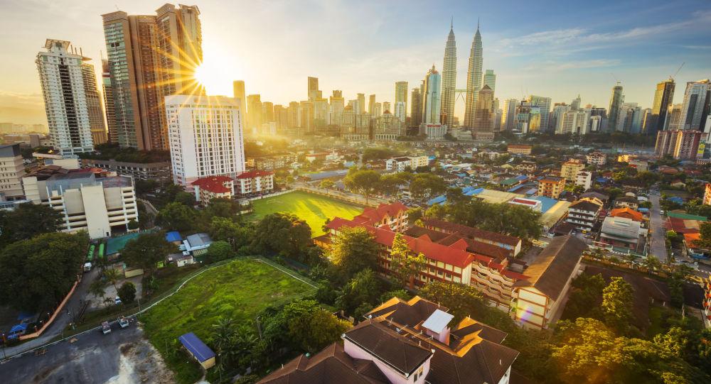La capitale della Malesia.
