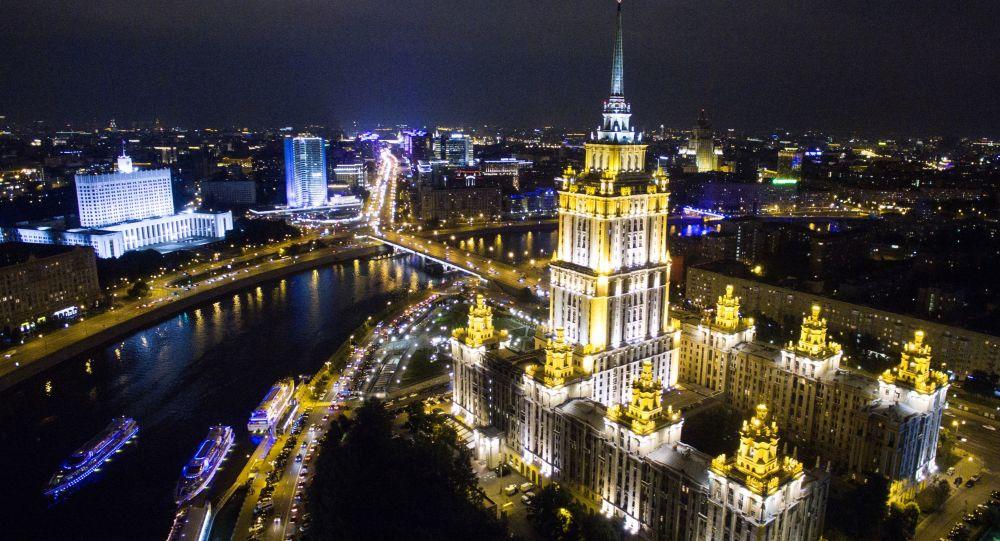L'hotel Radisson Royal Moscow - Ucraina