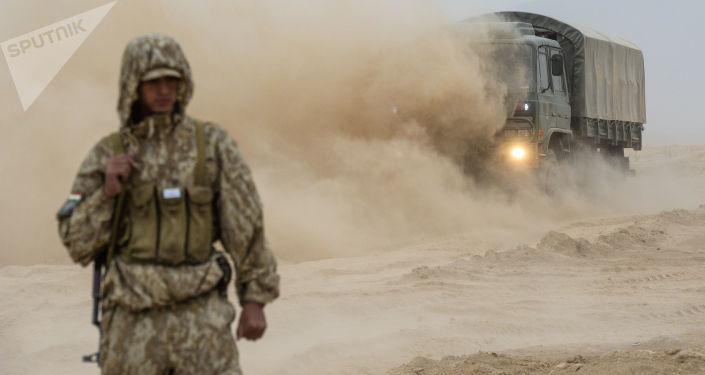 Le esercitazioni antiterroristiche congiunte in Tagikistan