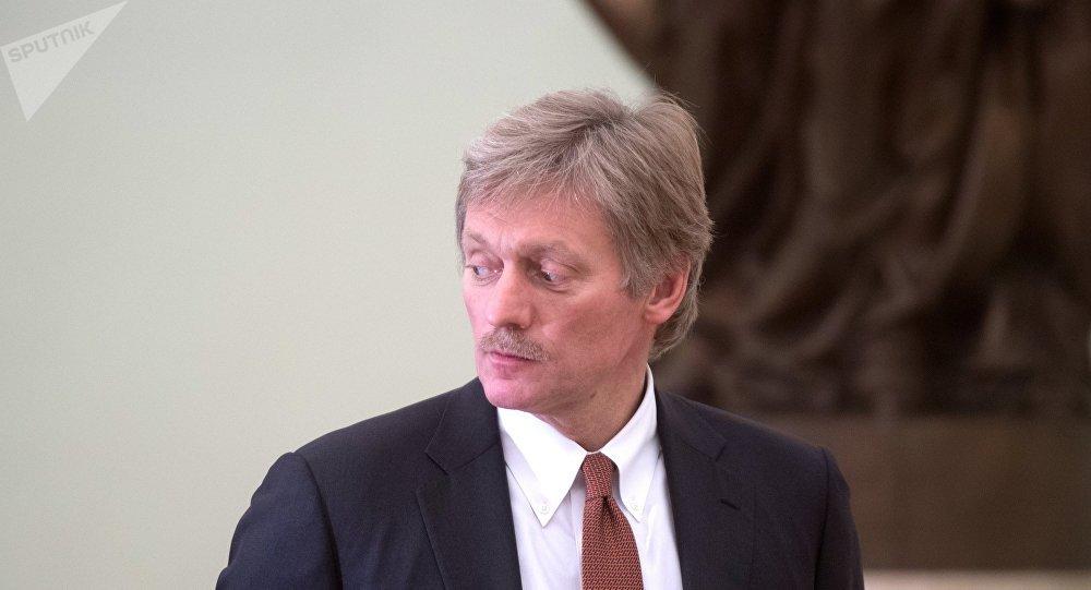 Portavoce di Putin Dmitry Peskov