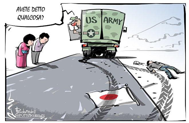 Ai militari Usa in Giappone hanno vietato di bere
