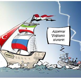 Crisi in Siria