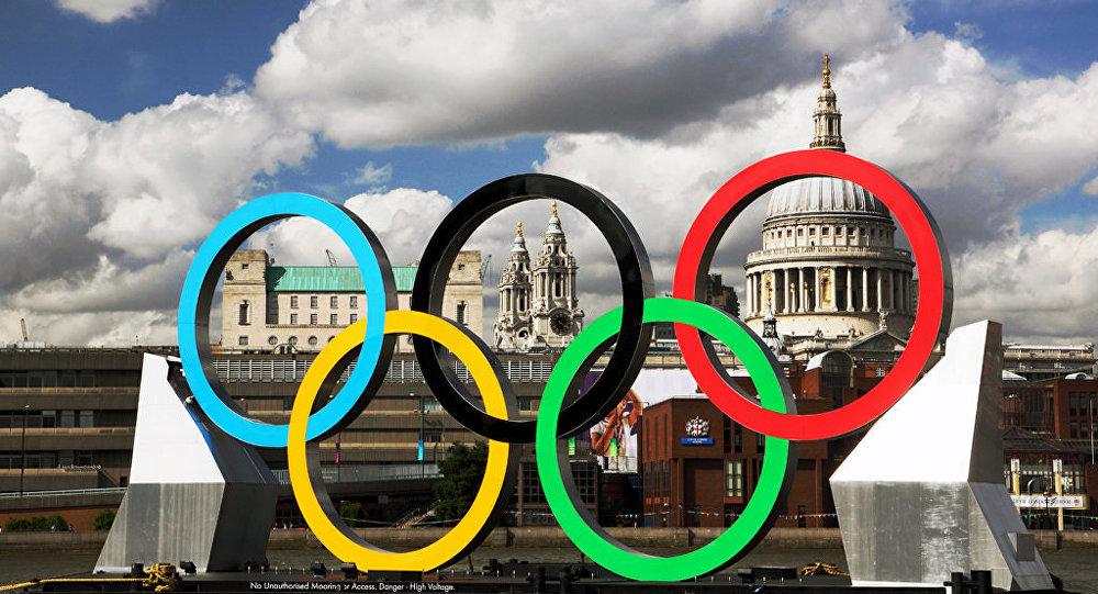 Logo di Olimpiadi