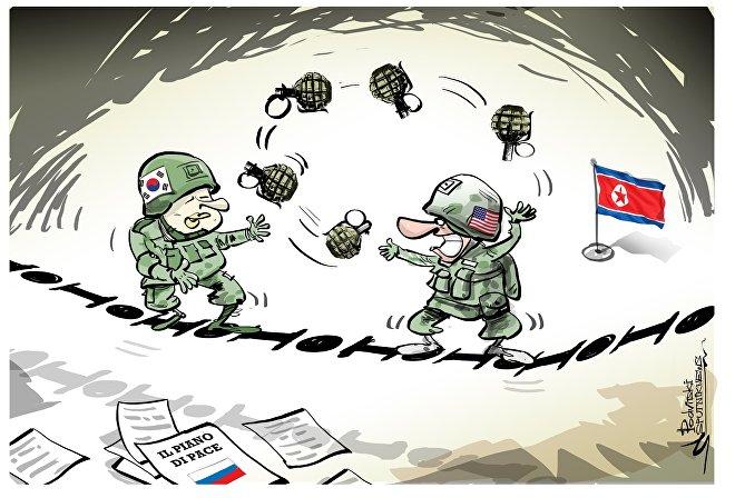 Le più grandi esercitazioni militari degli Usa e la Corea del Sud