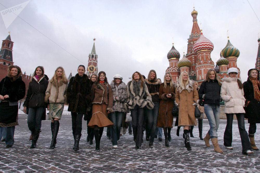 Dicembre a Mosca, dal 1935 a oggi