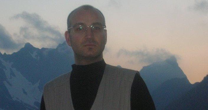 Paolo Sensini, storico, analista geopolitico