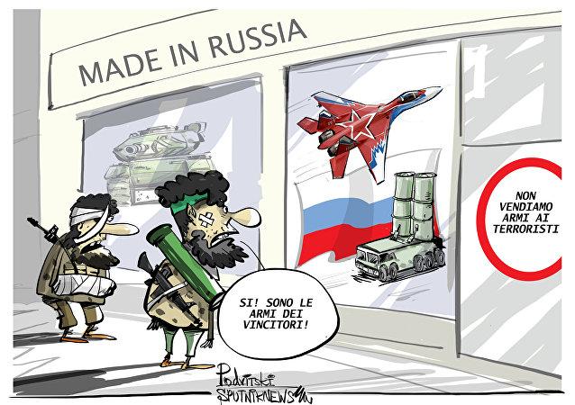 Russia mostra trend positivo in vendite armamenti