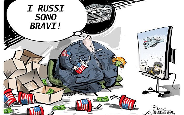 Putin confronta le spese militari di Russia e USA
