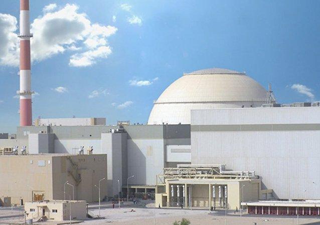 Centrale nucleare di Bushehr, Iran