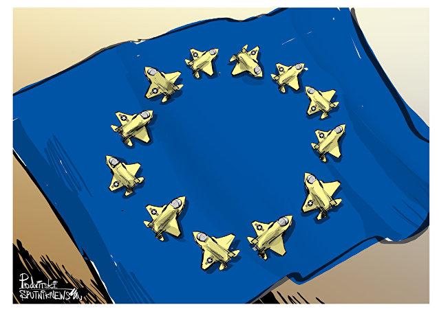USA incrementano basi aeree in Europa per contenere l'aggressione russa