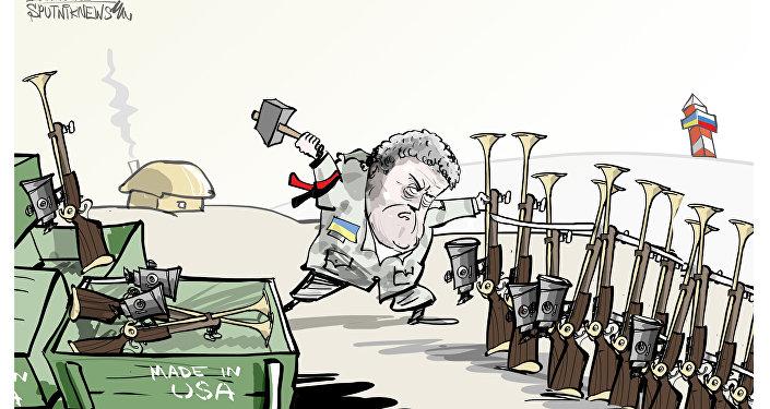 USA forniranno armi a Ucraina