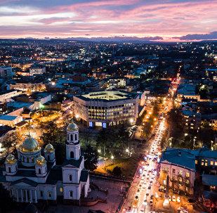 Sinferopoli, Crimea