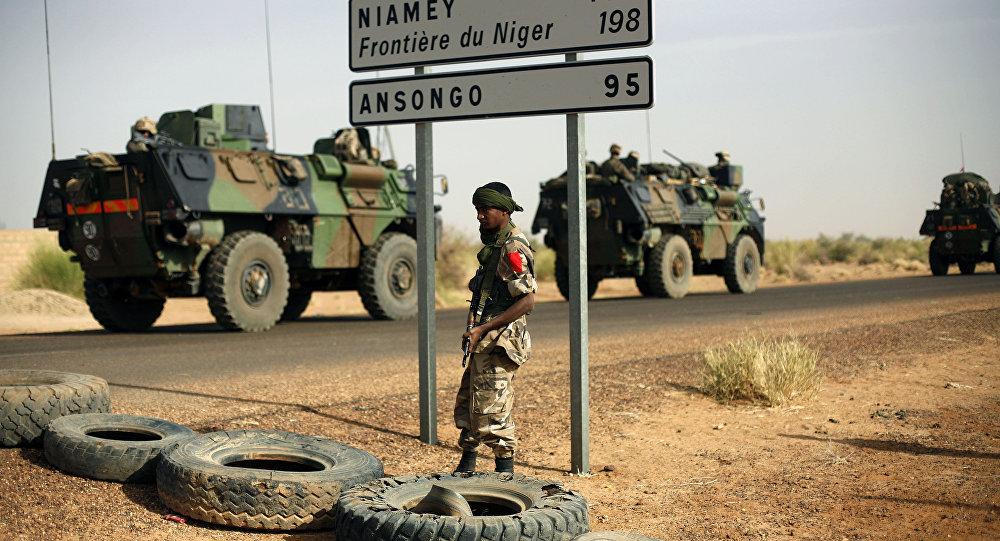 I soldati italiani in Niger