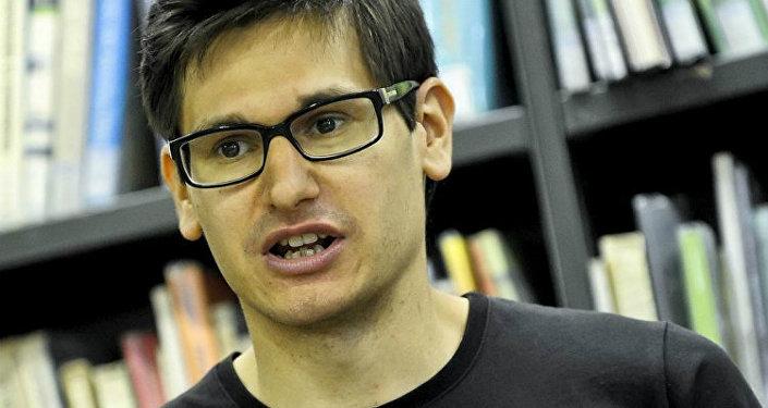 Paolo Borgognone, saggista, autore