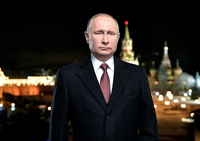 Discorso di Putin 2017
