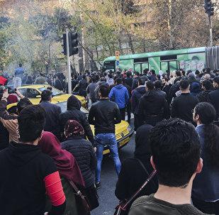 Disordini in Iran