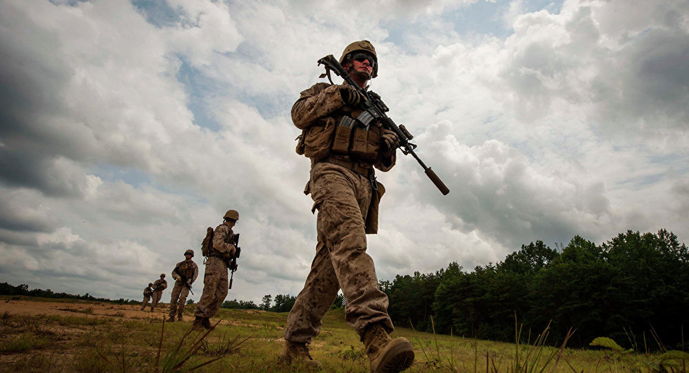 Marines, esercito USA