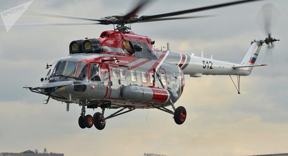 Elicottero Russo : Innovativo elicottero russo verrà testato in condizioni