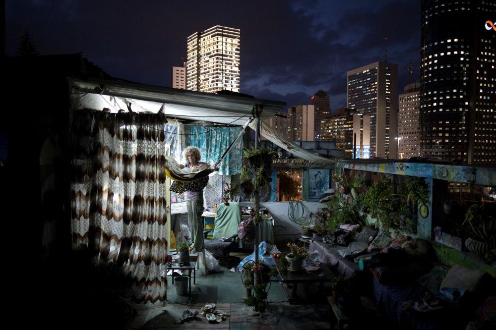 Vita dall'alto: perchè gli abitanti di Tel Aviv si trasferiscono sui tetti