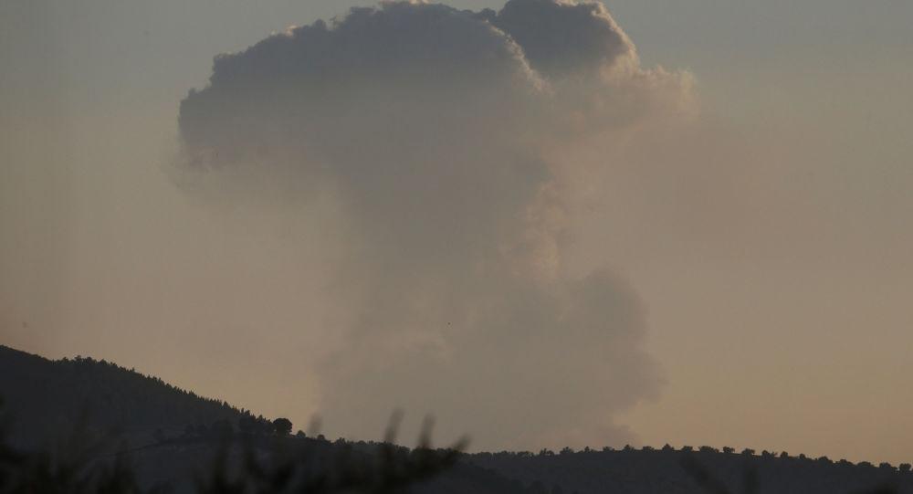 Combattimenti ad Afrin
