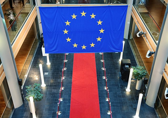 Bandiera dell'Unione Europea