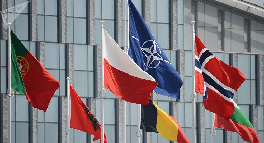 Bandiere NATO