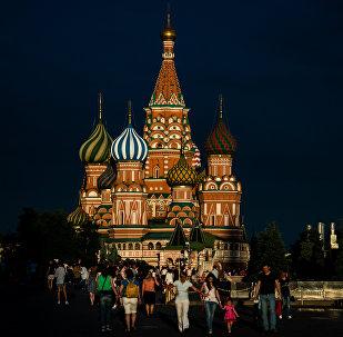 Guida di Mosca