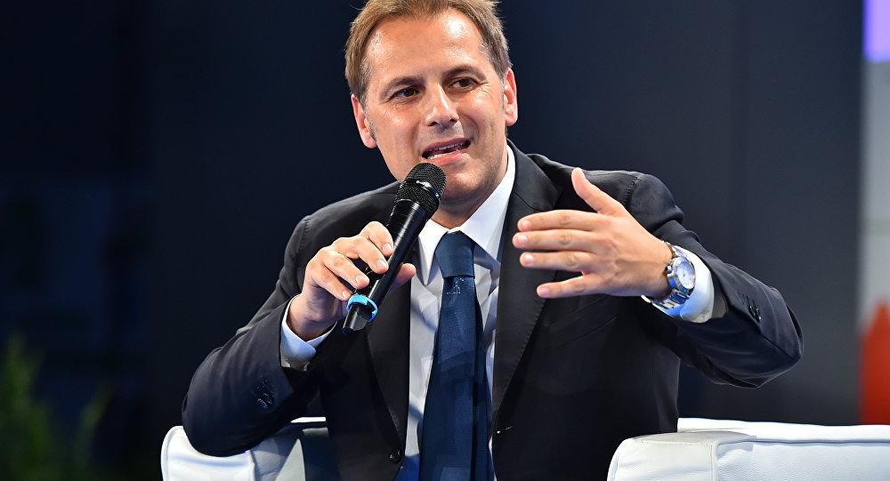 Armando Siri, sottosegretario di Stato per le Infrastrutture
