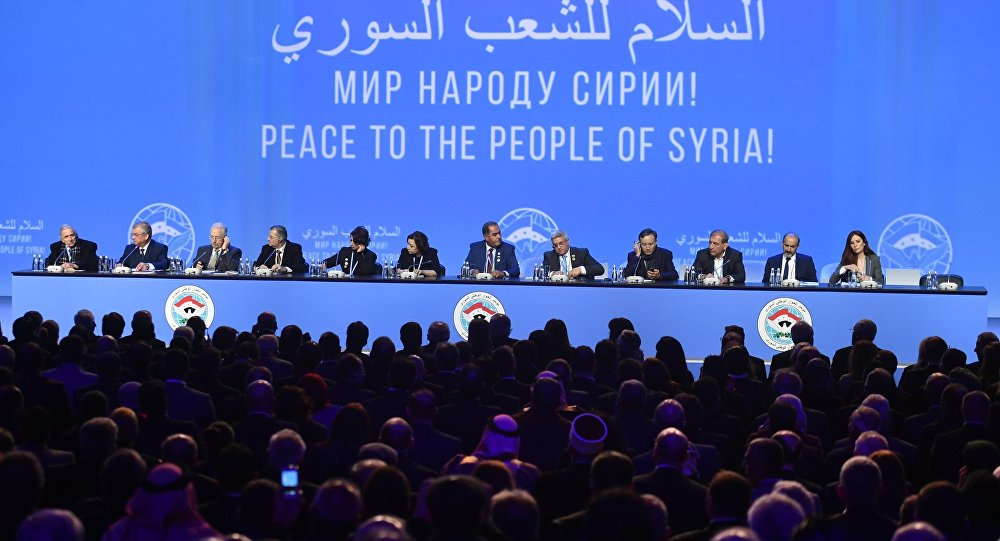 Il Congresso nazionale di dialogo siriano