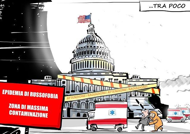 Il Dipartimento del Tesoro degli Stati Uniti ha preparato un allegato classificato al cosiddetto Rapporto del Cremlino
