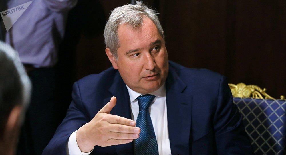 Il vice primo ministro russo Dmitry Rogozin