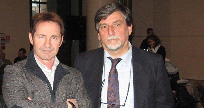 Palmarino Zoccatelli, Eliseo Bertolasi