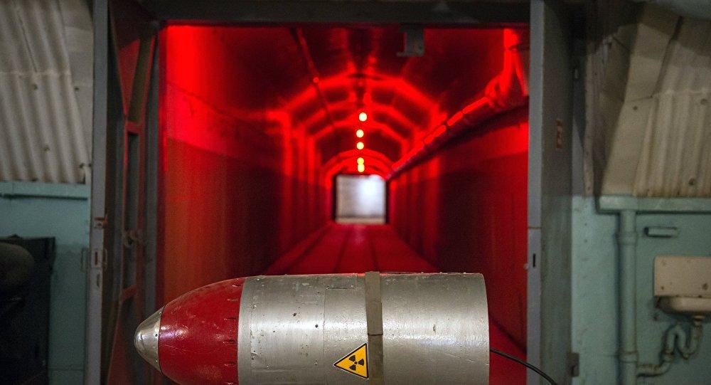 Risultati immagini per Le bombe nucleari non sono petardi